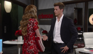 Nelle doesn't like Michael judging her-GH-ABc