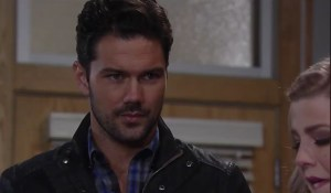 Chet asks Nathan to take Amy out-GH-ABC