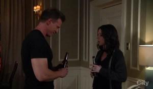 Sam and Jason discuss what to do next-GH-ABC