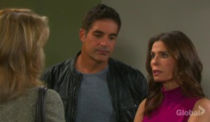 hope and rafe upset ben is released