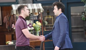 jj gets good news from sonny