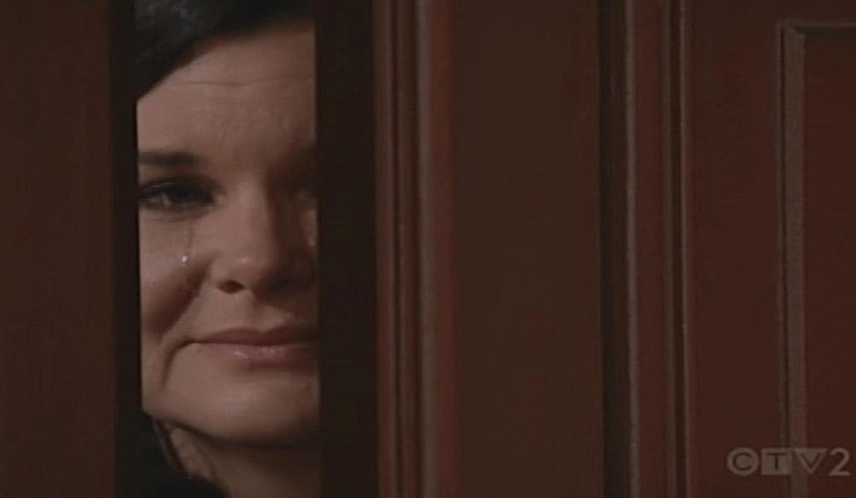 Katie piange Bold and Beautiful