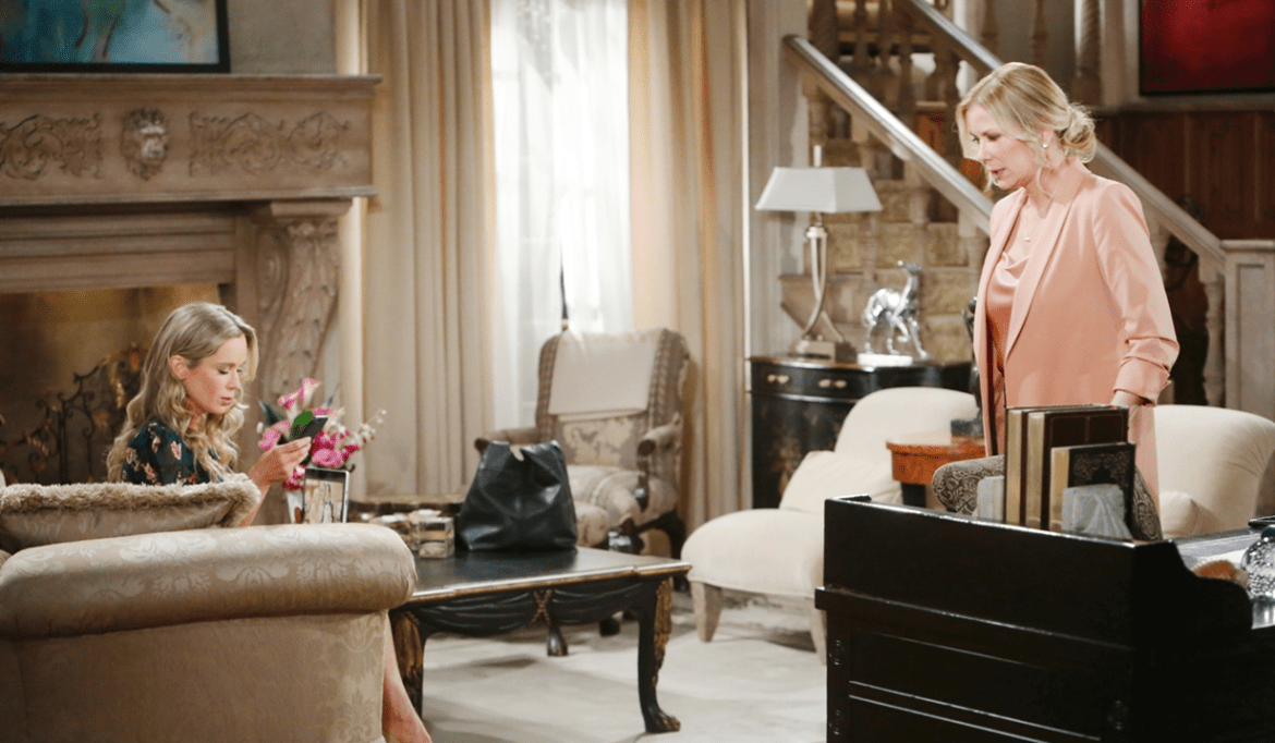 Donna, Brooke dopo il confronto Bold and Beautiful