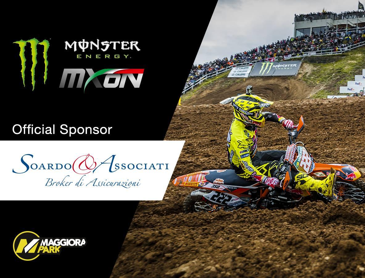 Soardo e Associati assicura ed è sponsor ufficiale del Motocross delle Nazioni a Maggiora il 24/25 settembre 2016