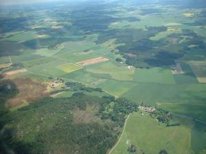 Langtora airfield