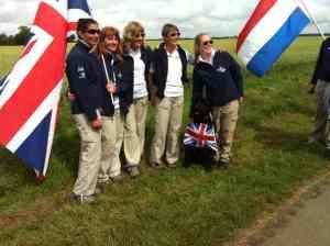 WWGC UK team