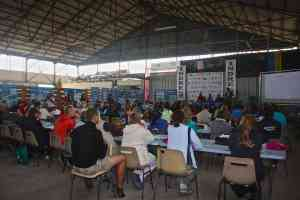 WWGC briefing dag 1 by USA