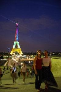 Sarah in Paris