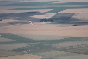 WWGC veld en vliegtuig