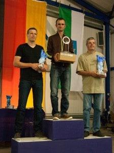 Lusse club class winners