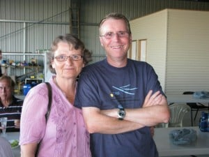 Tocumwal Nationals Bruce Peter and Mandy