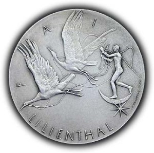 Lilienthal medal 2