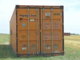 Chaves UK container arrived