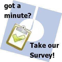 Got a Minute, Take the Survey