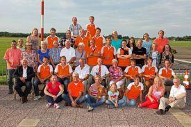 JWGC groepsfoto