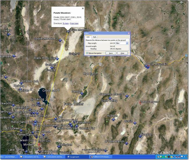 Paiute Meadows Airstrip1
