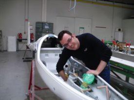 We love working on gliders!