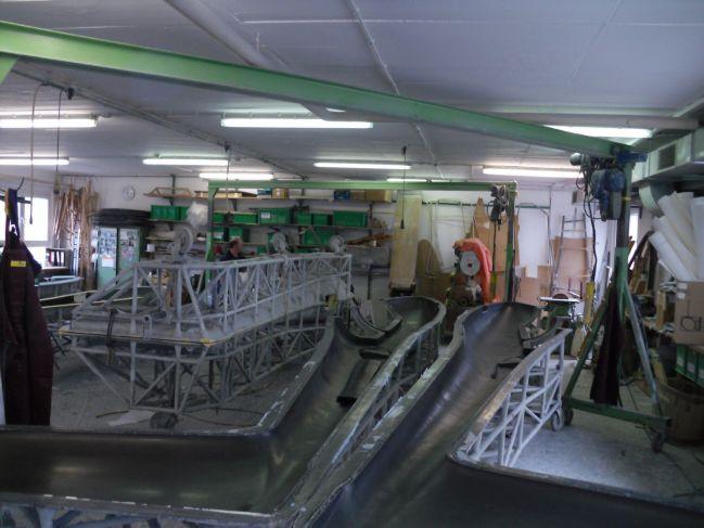 fuselage molds