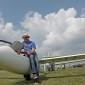 Bart Renckens programming his LX-9000 thumbnail