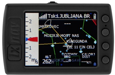 LXNAV Nano Flight Recorder Windows 8