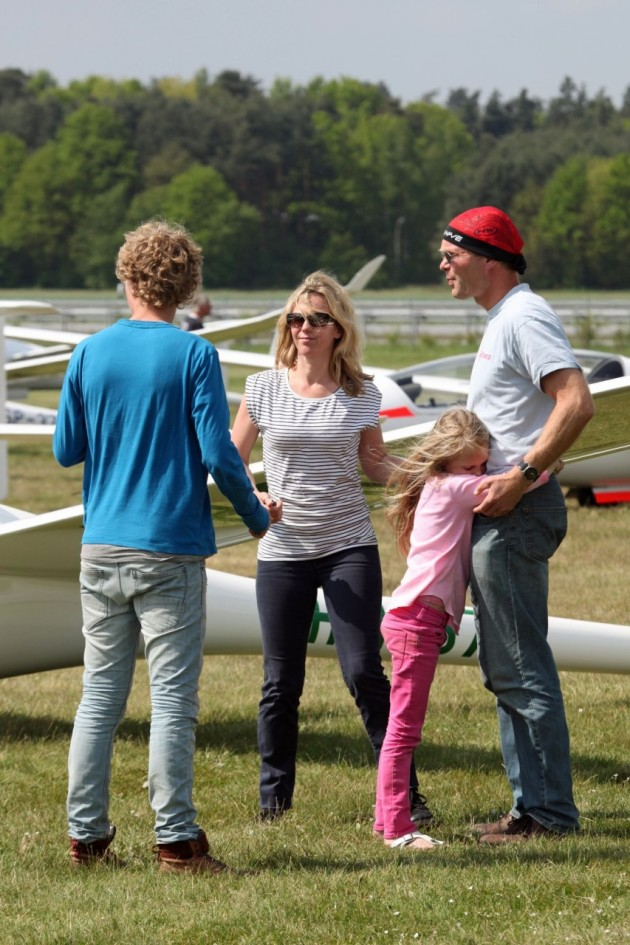 Lot's of things to do with family and children to if the weather is not ok for gliding