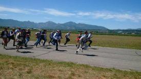 Z Running pilots