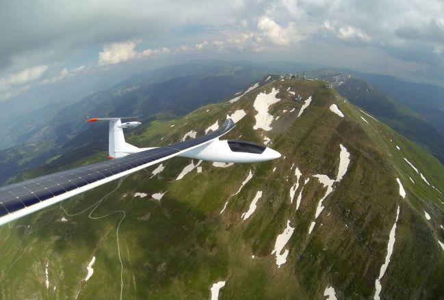 soaring the summit