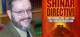 SER 16 – Dr. Mike Lake – The Shinar Directive