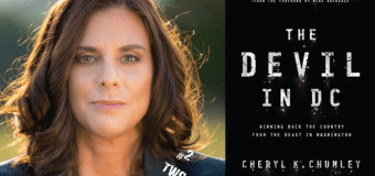 SER 67 – Cheryl Chumley – The Devil in DC: Winning Back the Country from the Beast in Washington
