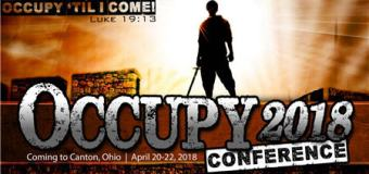 """Occupy 2018"" – April 20-22 Registration"