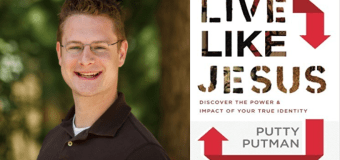 SER 123 – Putty Putman – Live Like Jesus
