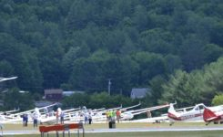 New England Soaring Association Proving Grounds