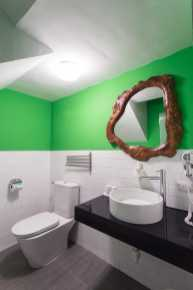經濟雙床-廁所