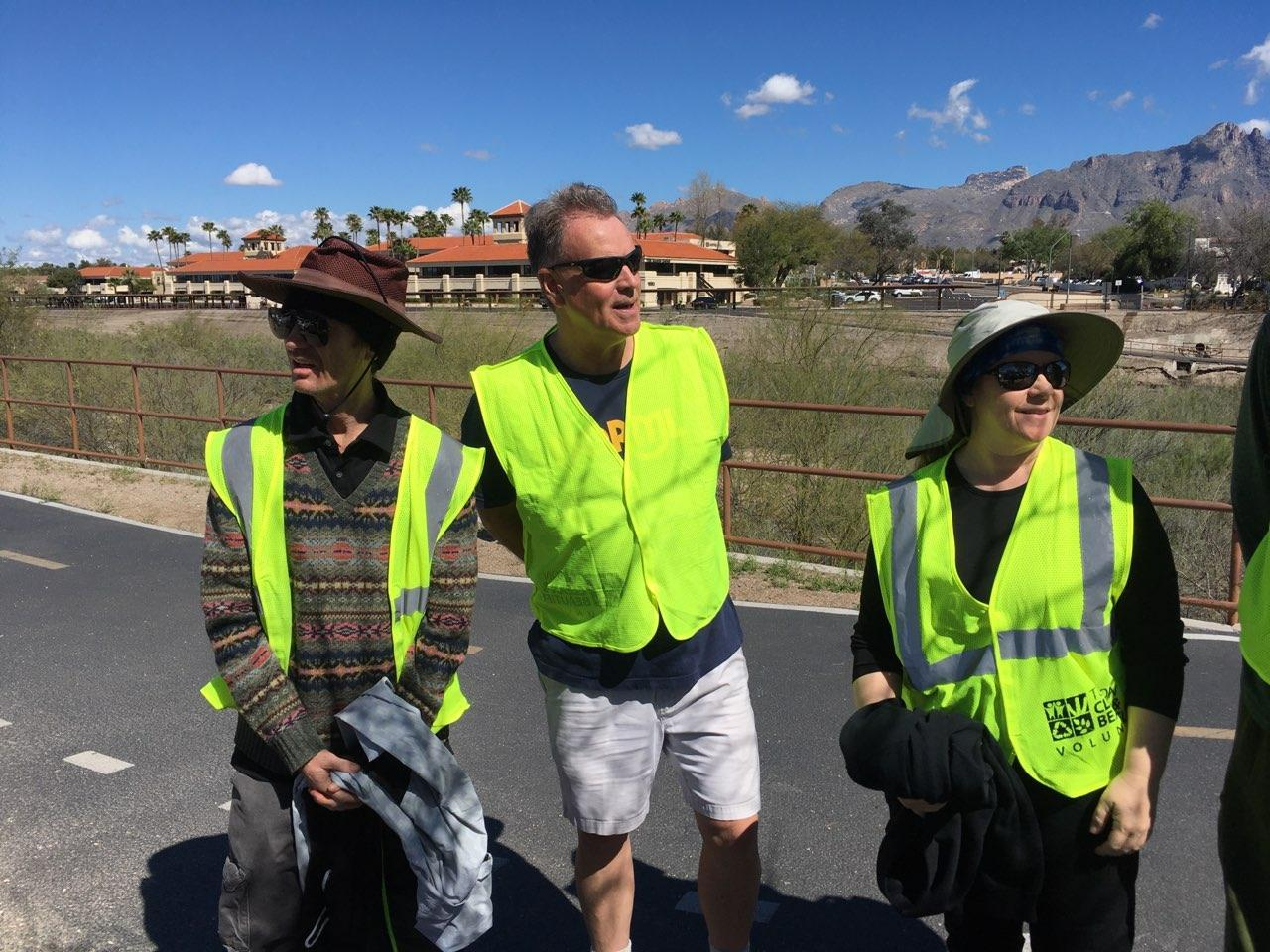 promote southern arizona norml highway cleaning
