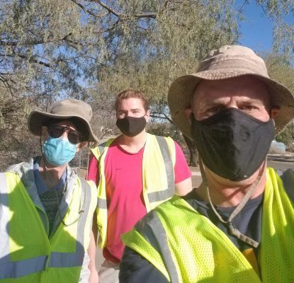 southern arizona norml highway cleaning campbell avenue
