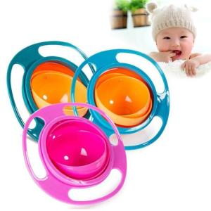 sobababy rotating spill proof baby bowl