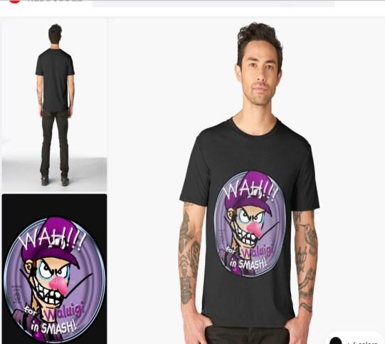 WAH shirt