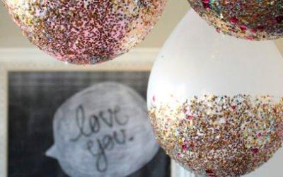 Ideias criativas para decoração de festa com balão