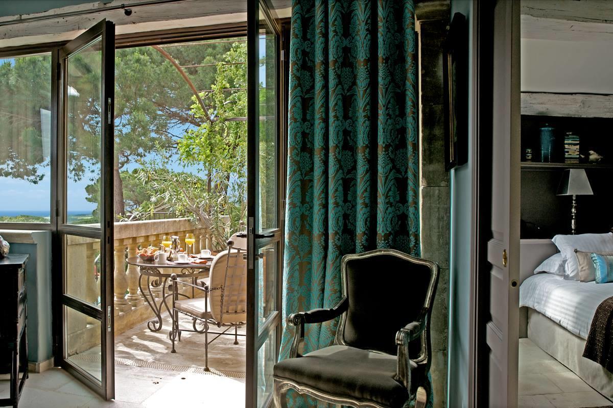 Villa Marie Htel De Luxe Saint Tropez Piscine Lagon