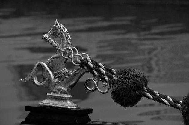 Horse ornament. Copyright Fiona Michie.