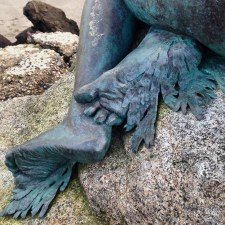 Day 11, Mermaid's feet, Folkestone.