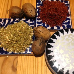 Day 6, Spices and nuts from Beirut.