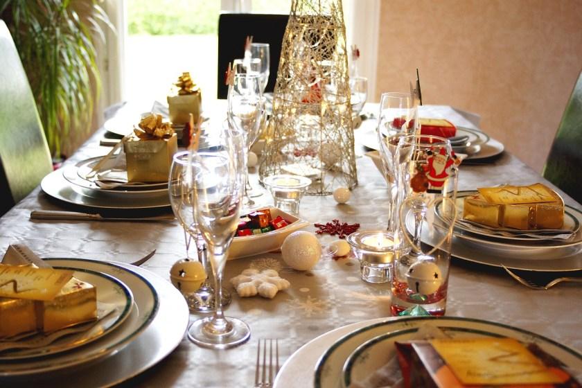 Eliminer les excès après un repas de fête
