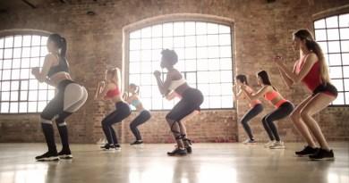 Exercices anti cellulite : Le squat et la fente