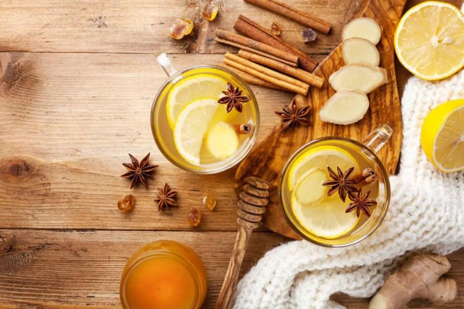 Ces thés que l'on adore en hiver…