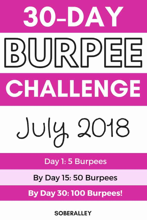 Try the 30 day burpee challenge | 30 day fitness challenge 30 day challenge | 30 day challenge diet | 30 day challenge fitness 10 pounds #30 day challenge #loseweightfast #lose10pounds