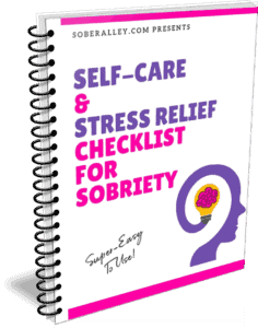 Self Care Stress Relief Cover