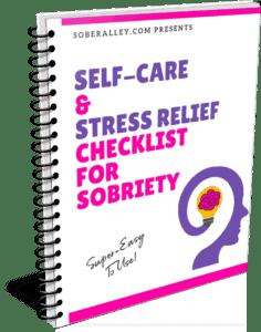 Self Care Stress Relief Cover