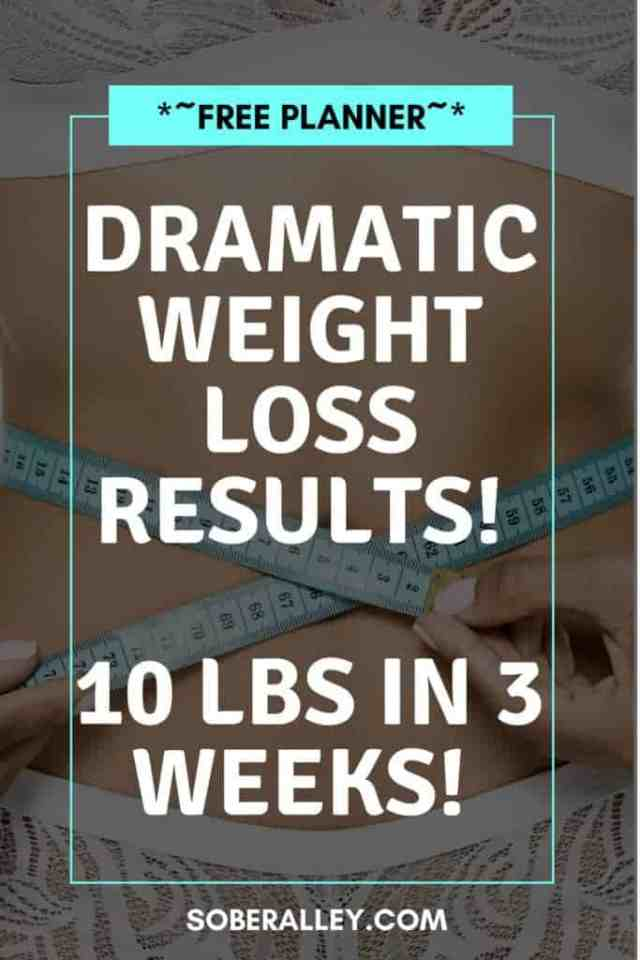 View weight loss results from 3 weeks intermittent fasting for women! I lost nearly 10 pounds in just three weeks intermittent fasting. Lose weight with exercise is SO possible if you do it this way! Lose weight quick if you follow these lazy girl weight loss tips!