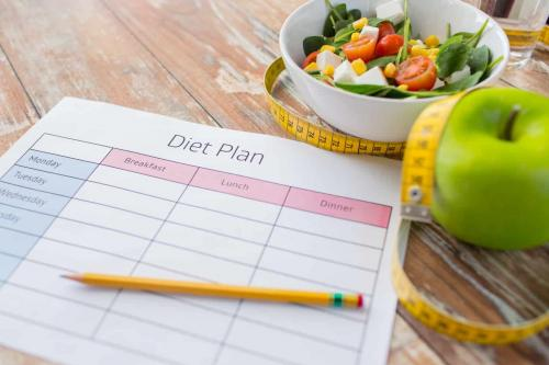 diet plan for weight loss tips